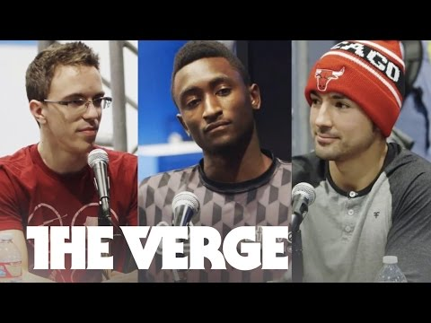 Verge Roundtable with MKBHD, TLDToday, & Austin Evans — CES 2015