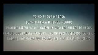 Rosa-J balvin (letra-lyrics)