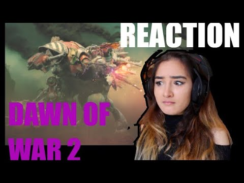 Warhammer 40K: Dawn of War 2 Cinematic Reaction