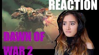 Warhammer 40K: Dawn of War 2 Cinematic Reaction