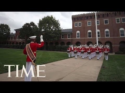 U.S. Marine Shot And Killed Inside Washington, D.C. Barracks, Police Say | TIME