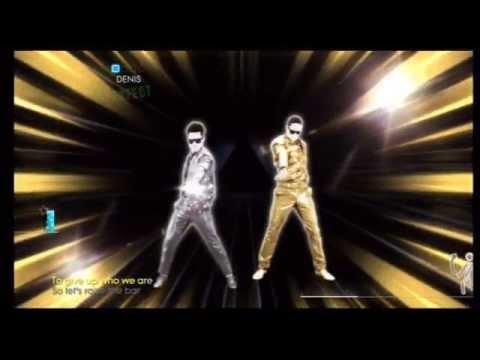 Just Dance 2014 Wii - Daft Punk Ft. Pharrell Williams - Get Lucky