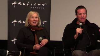 ON THE BASIS OF SEX W/actor Armie Hammer & Dir Mimi Leder, Mod Scott Mantz