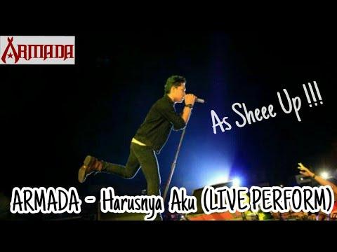 Armada - Harusnya Aku (live Performance) Konser Bergema 18 April 2019