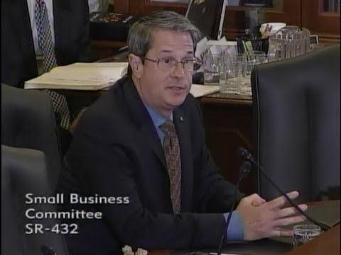 Vitter Questions Small Business Committee on Obamacare, Washington Exemption