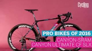Pro Bikes of 2016: Canyon SRAM