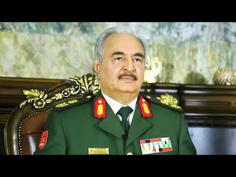 ليبيا: قوات حفتر تعلن استمرار إغلاق مواقع إنتاج النفط وتصديره  - نشر قبل 17 ساعة