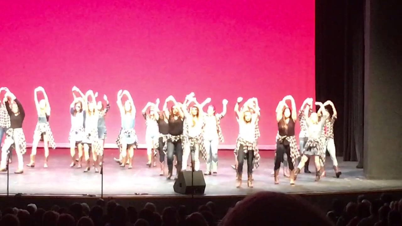 Georgia Gotta Sing Gotta Dance 1-28-2017 Midway High School