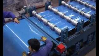 Zhongji EPS Machine(Roll-Forming-Machine)