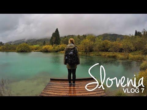 Slovenia: Zelenci lake & a lot of rain | Vlog 07 | World Wanderista