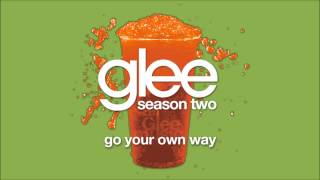 Go Your Own Way | Glee [HD FULL STUDIO]