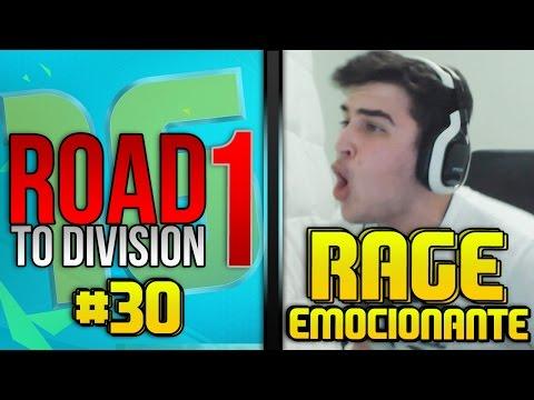 A EMOÇÃO ESTÁ DE VOLTA (COM ALERTA DE RAGE) - RTD1 #30 - FIFA 16