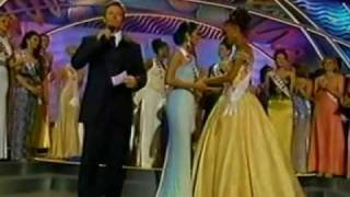 Miss Universe 1999 - Crowning Moment