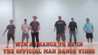 MAN DANCE (instructional) by FACE VOCAL BAND