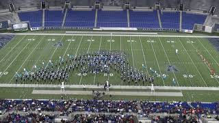 """University of Memphis """"Mighty Sound of the South"""" Marching Band"""