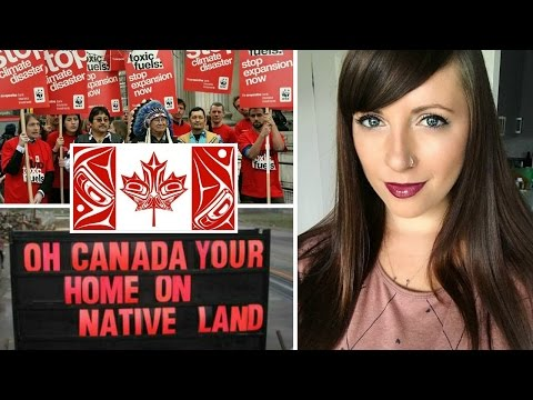Colonial-Capitalist Exploitation: Indigenous Peoples in Canada [Collab w/ Vegan Sista + Mad Blender]
