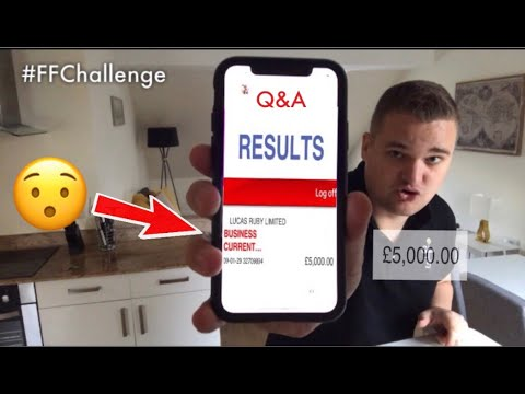 Financial Freedom Challenge PART 2 (Follow Up) #FFChallenge
