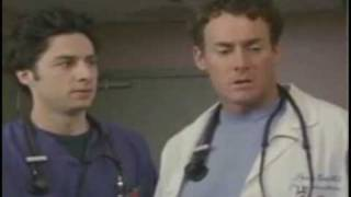 Scrubs Clip - Apartheid is wrong