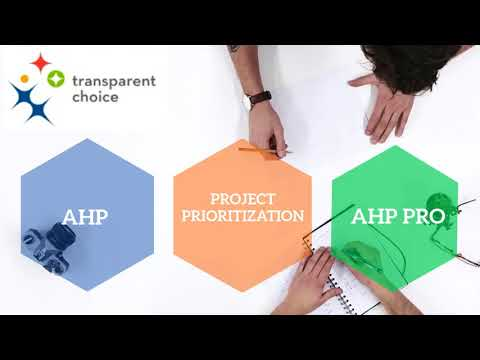 What is ANALYTIC HIERARCHY PROCESS? What does ANALYTIC HIERARCHY PROCESS mean?из YouTube · Длительность: 3 мин7 с