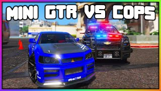 GTA 5 Roleplay LIVE - MINI GTR vs COPS | RedlineRP