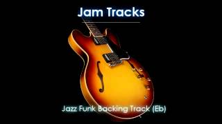 Jazz Funk/Fusion Backing Track (Ebm) - TheGuitarLab.net -