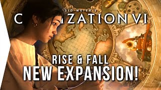 Video Civilization VI Rise & Fall Expansion Announced! ► New Civs & Gameplay Features download MP3, 3GP, MP4, WEBM, AVI, FLV April 2018