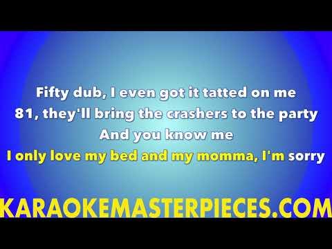God's Plan (Instrumental) Drake [Karaoke Cover] with Lyrics