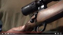 Metsästysaseen valinta - pulttilukkoinen kivääri