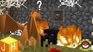 학교 지하실에 수상한 구슬이 있다..?! 드디어 메가 스톤 등장..?! [포켓몬 스쿨] 마인크래프트 Minecraft [진호]