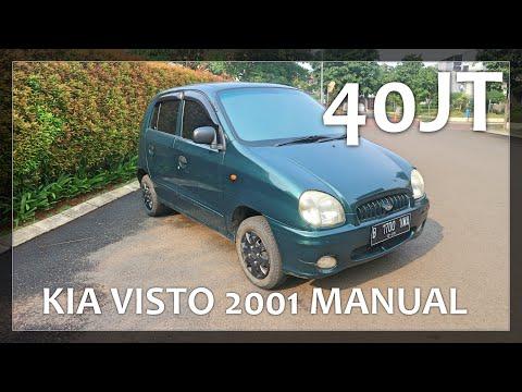 Jual Mobil Kia Visto 2001 Manual