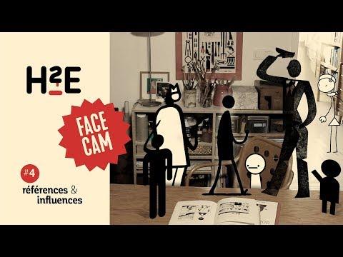 H2E Facecam#4 : Références et Influences, petite histoire du Stickman