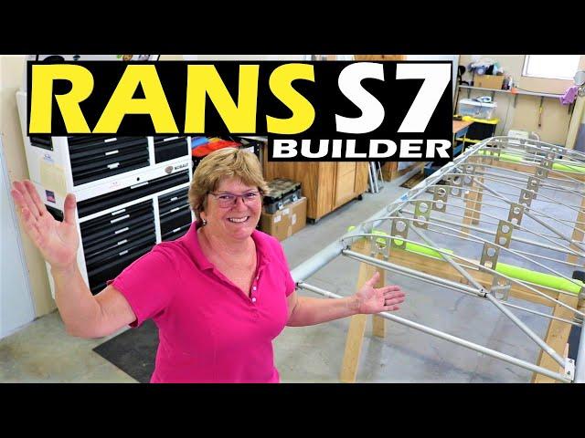 RANS S 7 Builder - Lynn Gardner