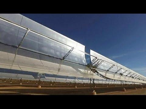 Marruecos: la central termosolar más grande del mundo
