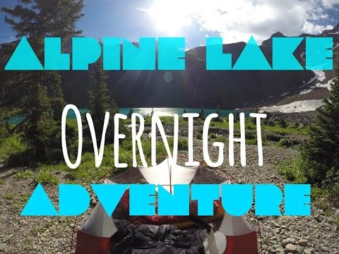 Blue Lakes Overnight Adventure