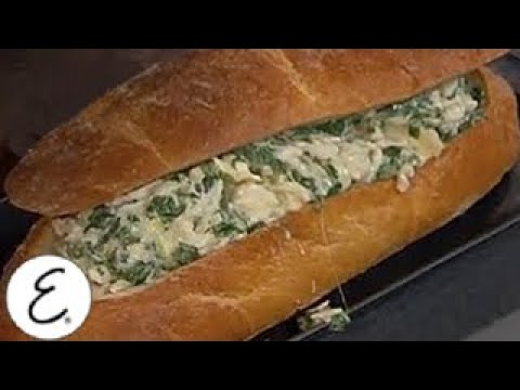 Thumbnail: Spinach and Artichoke Dip Recipe Kicked Up - Emeril's Game Day - Emeril Lagasse