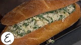 Spinach And Artichoke Dip Recipe Kicked Up - Emeril's Game Day - Emeril Lagasse