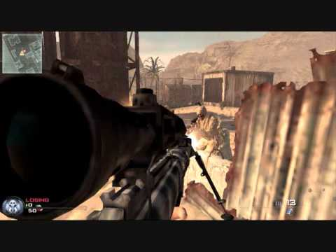 360º Call Of Duty : Modern Warfare 2 [PC]