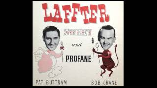 Laffter, Sweet and Profane - KNX Promotional Album for The Bob Crane Show (c. 1961)