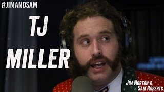 tj miller office christmas party trolling film critics comedy jim norton sam roberts