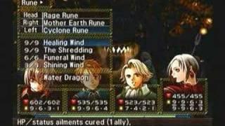 Suikoden IV (PS2) Final Battle