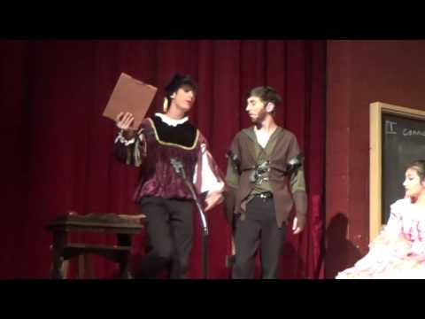 Lafayette High Drama class (2015-2016): Mirror Image