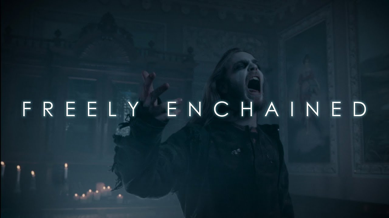 Eternal Delyria - Freely Enchained [OFFICIAL VIDEO]