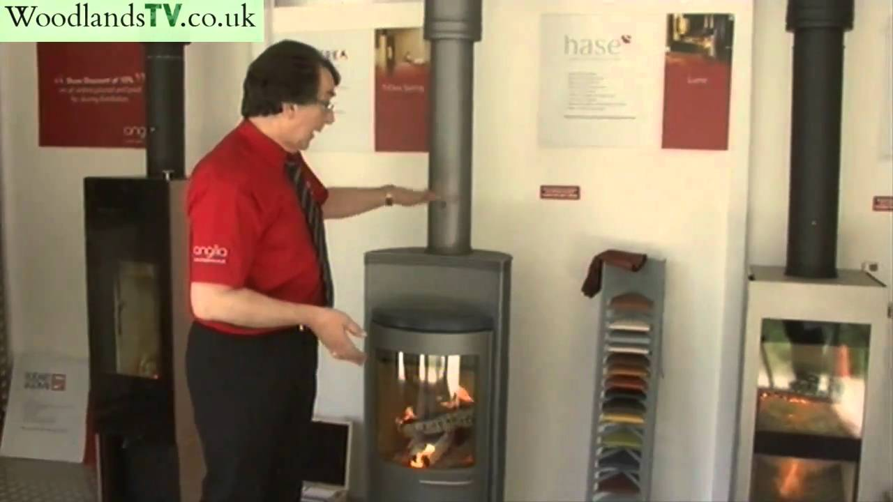 - Efficient Wood Burning Stoves For Firewood - YouTube
