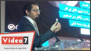 أحمد حلمى يكشف سر وجود
