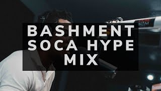 Dj Puffy - Bashment Soca HYPE Mix