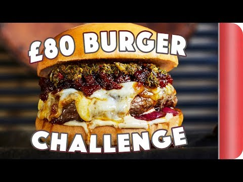 London's Best Burger?!