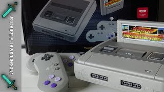 Maybe the best China 1:1 Clone Super Nintendo HDMI / HD Console Out There ?