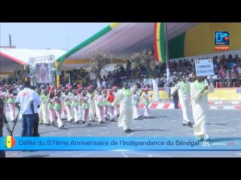 [ REPLAY- Défilé du 04 Avril 2017 ] : Revivez sur Dakaractu la cérémonie à la place de la Nation