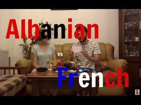 """Language Challenge"" - Albanian VS French"