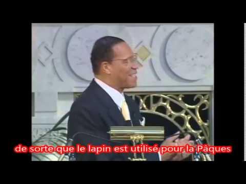Le Ministre Farrakhan Explique L'origine De La Fête De Pâques